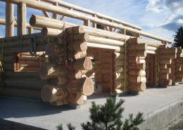 Maison rondins gros bois 18