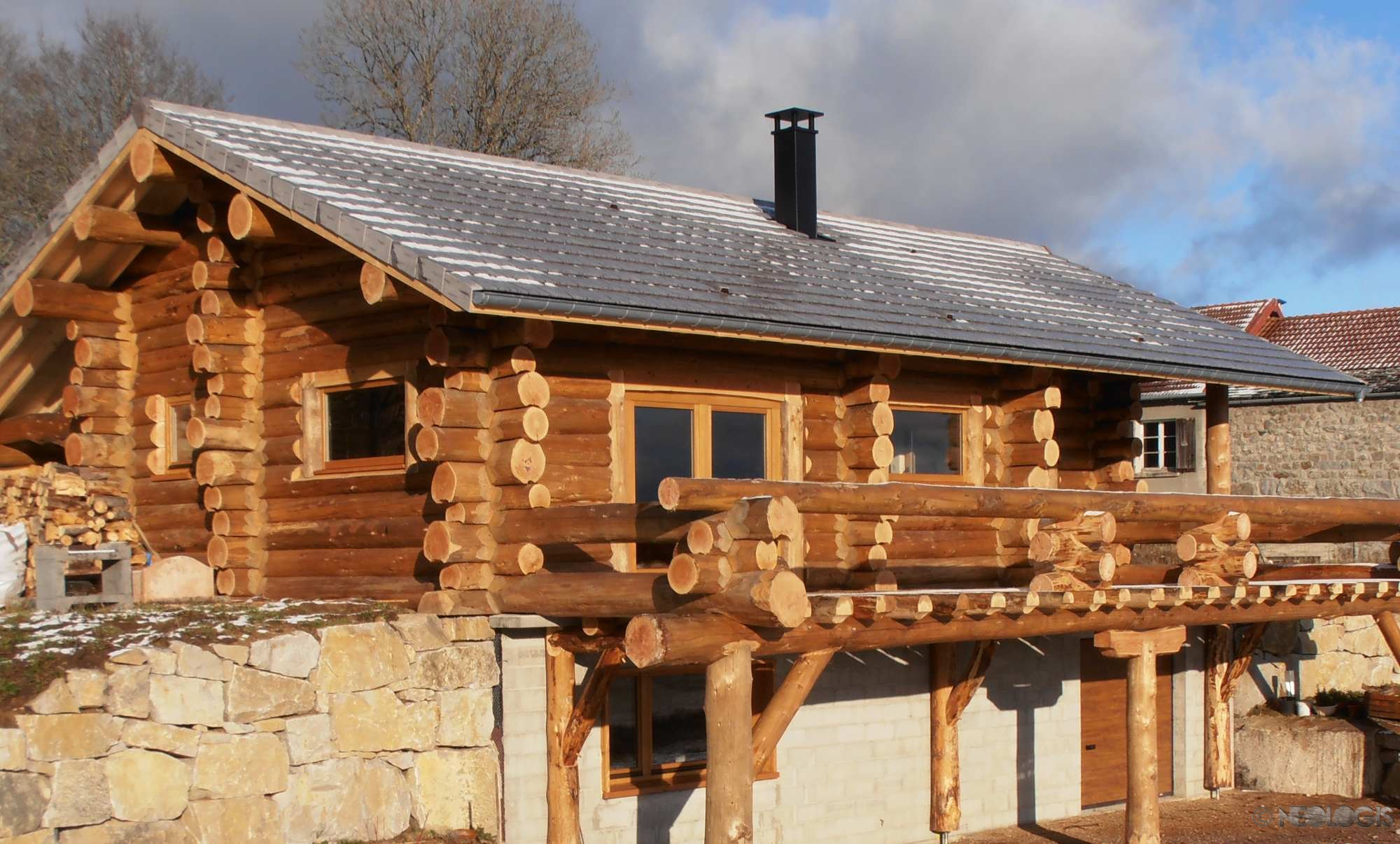 Maison de 100 m² habitable